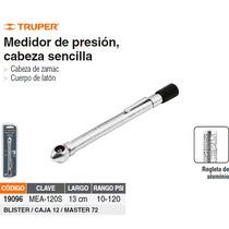 Medidor De Presion 120 Lbs Cabeza Sencilla