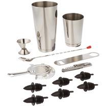 Set Para Preparar Bebidas Profesional Ideal Para Bartender