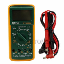 Multimetro Digital Dt-9205m Reballing