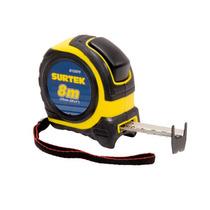 Flexómetro Rubber Grip Marca Surtek B122075 Hm4