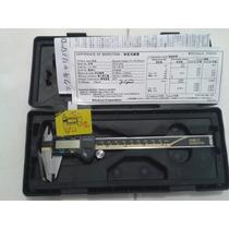 Vernier Digital Mitutoyo Cd-6 Csx, 500-196-30 Nuevo