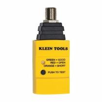 Probador Coaxial Explorer Vdv512-057 Klein Tools