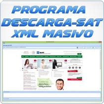 Descarga Masiva De Cfdi Xml Del Sat Código Fuente Visual Stu