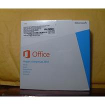 Office 2013 Hogar Y Empresa Nuevo Hasta 5 Equipos