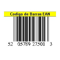 Generador De Códigos De Barras Ean13 Con Excel