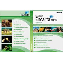 Encarta 2009 + Mi Primera Encarta + Diccionario Bilingue