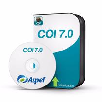 Aspel Coi V7.0- Sistema Completo 1usr 99 Empresas