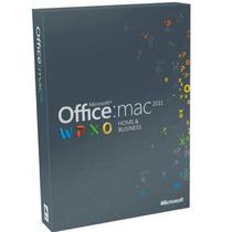 Retail Office 2011 For Mac Os X 100% Original