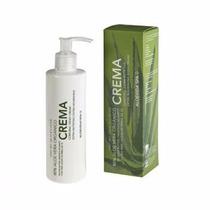 Crema Corporal Cuidado Facial Hidratante Sábila Aloevida