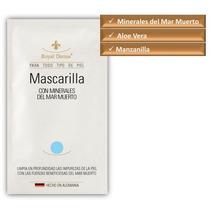 Mascarilla Hidratante, Min Del Mar Muerto Royal Derma