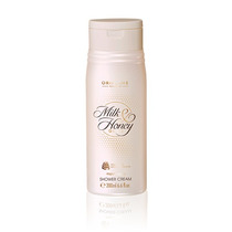 Crema De Ducha Hidratante Con Miel Y Leche Milk&honey 200ml