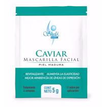 Mascarilla Facial De Caviar Revitalizante Apariencia Joven