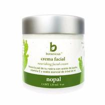 Crema Facial De Nopal Hidratante Natural Botanicus