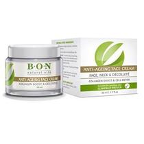 B.o.n. Crema Facial, Pieles Sensibles, Formula Natural