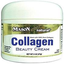 Mason Vitaminas Colágeno Crema De Belleza 100% Colágeno Puro