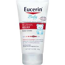 Eucerin Bebé Eczema Relief Body Creme 5 Onza
