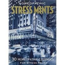 Remedios Homeopáticos Históricos Mentas Estrés - 30 Lozenges