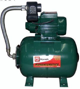 Hidroneum tico 1 2 hp de 24 litros 1 en for Precio de hidroneumatico