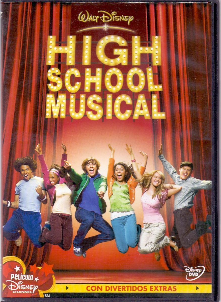ver pelicula de high school musical: