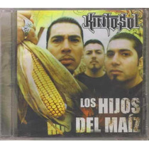 Kinto Sol - Los Hijos Del Maiz - Hip Hop Rap Chicano Cd Rock
