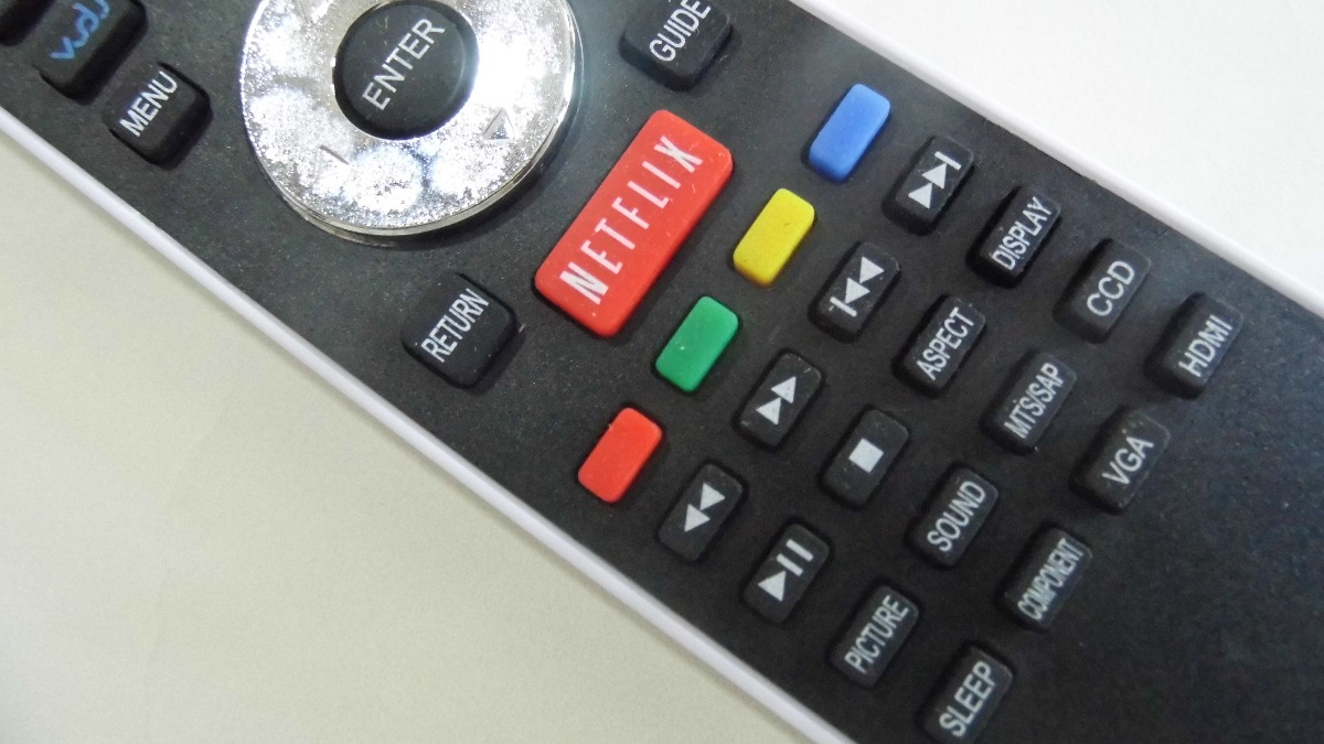 how to use netflix remote