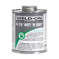 Weld-on 10250 P-75 Aqua Blue Wet