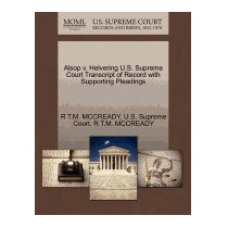Alsop V. Helvering U.s. Supreme Court, R T M Mccready