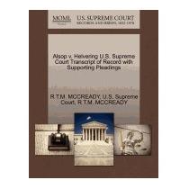 Alsop V. Helvering U.s. Supreme Court, R T M Mccready