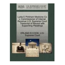 Lydia E Pinkham Medicine Co V. Commissioner, Erland B Cook