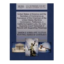 United States Of America And The Secretary, Simon E Sobeloff