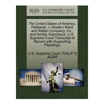 United States Of America, Petitioner, V., Philip S Agar
