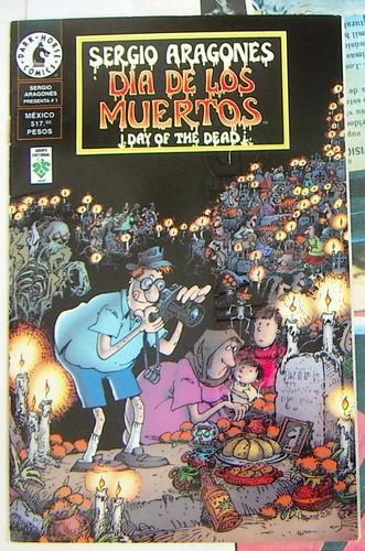 Historieta, Dia De Los Muertos, Sergio Aragones, Hwo