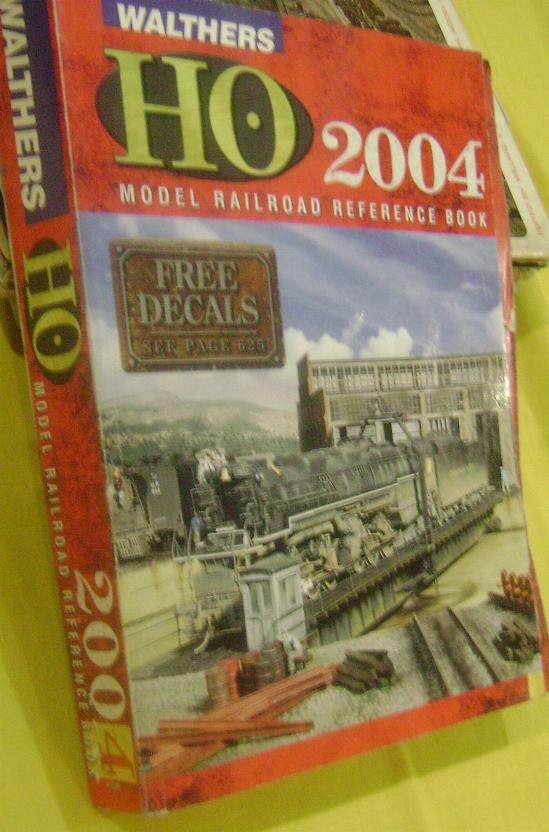 Ho model railroad reference book ieee