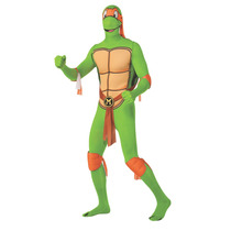 Teenage Mutant Ninja Turtles Traje - Adulto Xlarge