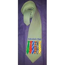 Corbata Personalizada ¡crea Tus Diseños! Originalidad