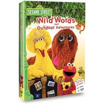 Sesame Street: Palabras Salvajes Y Aventuras Al Aire Libre D