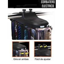 Corbatero Electricó/cinturones/organizate Y Concientete