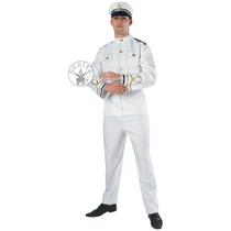 Marinero Disfraz Adultas - Oficial De La Armada Xlarge Para