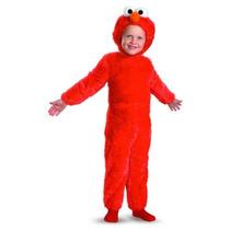 Elmo Comfy Piel De Vestuario