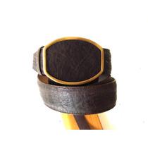 Cinturón Vaquero Piel De Elefante Original $ 999