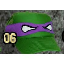 Gorra Donatello Monster