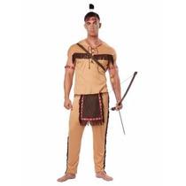 Disfraz De Nativo Americano 01314