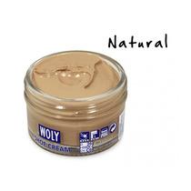 Polaco Zapato - Woly Crema Natural () 50ml Renovar Limpio