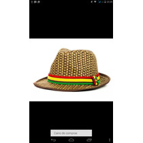 Sombrero Hat Peter Grimm Bob Marley Rasta Sombrero Gorra