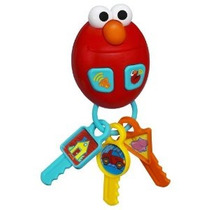 Playskool Sesame Street Elmo Light-up Juego De Llaves