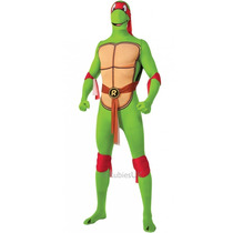 Tmnt Traje - Adulto Xlarge Teenage Mutant Ninja Turtles