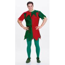 Elf Costume - Economía Túnica De Navidad Vestido De Lujo D