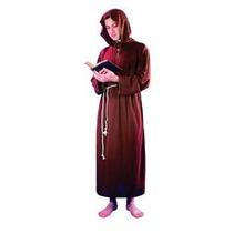 Monk Disfraces - Adultos Hombres Friar Tuck Sacerdote Vestid