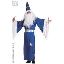 Wizards Disfraces - Adultos Hombres Mago Brujo Mago