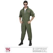 Jet Fighter Pilot (s) (mono) Top Gun Del Vestido De Lujo Del